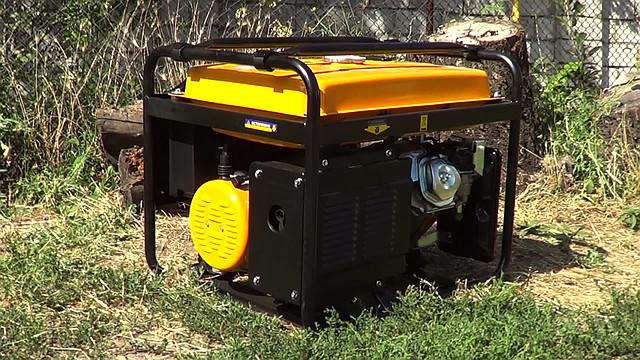 Sadko GPS-6500E (5,5 кВт), бензиновый генератор фото 13