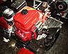 Мотоблок бензиновый BULAT BT1100E (16 л.с. с электростартером)