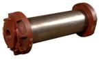 Цапфа центральная на экскаватор ЭКГ-5 чертеж 1080.12.04-4  (запчасти к экскаваторам ЭКГ-4,6, ЭКГ-5, ЭКГ-5А)