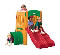 Детский игровой комплекс с двойной горкой Little Tikes 4261