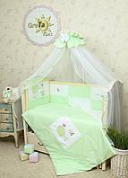 Детский комплект постельного белья для новорожденных Игрушка