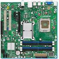 Материнская плата Intel DG33BU Intel G33, s775 б/у