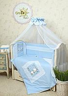 Детский комплект постельного белья в кроватку Мечта