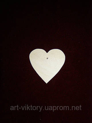 Заготовка сердце, фото 2