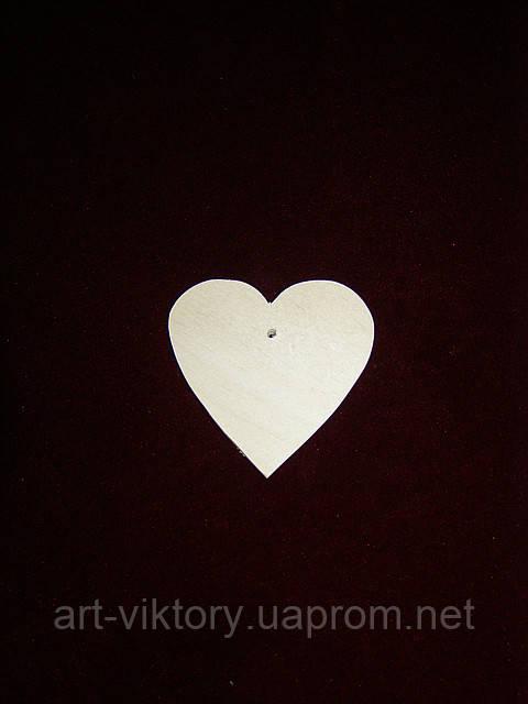Заготовка сердце