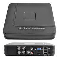 Видеорегистратор LUX-S1008V
