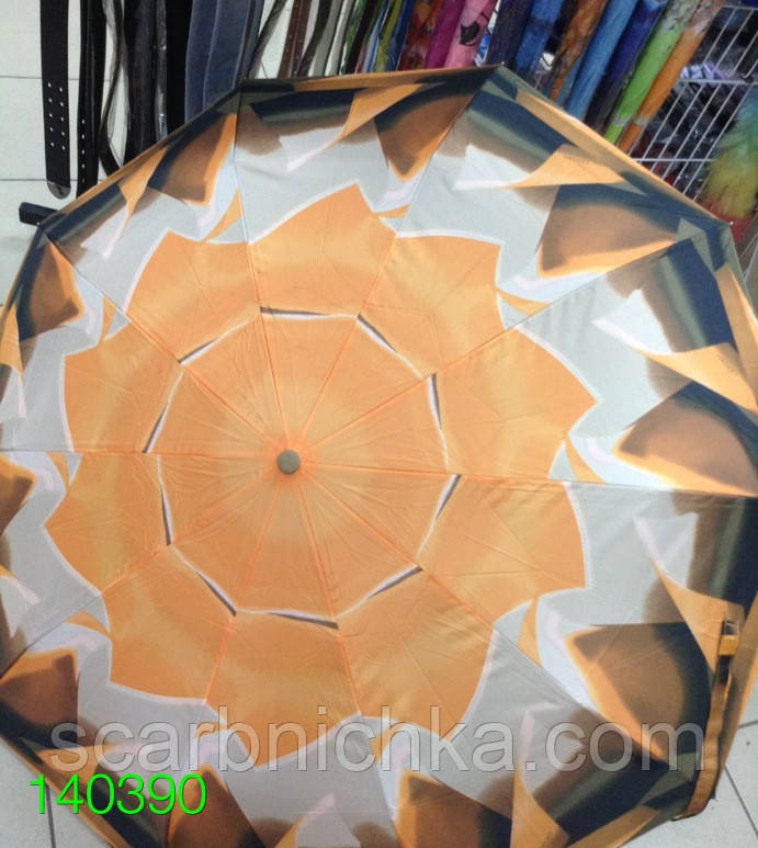 Зонт автомат №736, фототкань, 10 спиц.