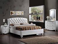 Кровать Potenza 160x200 Signal белый