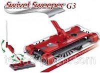Электровеник Swivel Sweeper G3 съемный контейнер для мусора