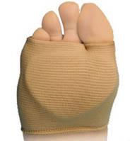 Тканинний бандаж з гелевою подушкою під плюсну (розмір S (34-36) - пара