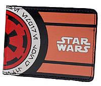 Кошелек Звездные Войны Star Wars с эмблемой  Империи