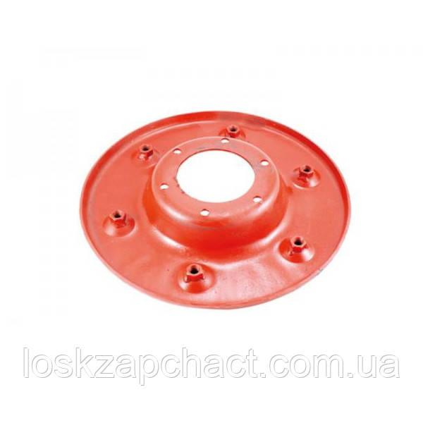 Тарелка опорная под тарелку нижнюю большую косилки Z-169
