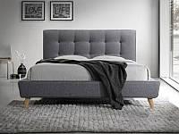 Кровать Sevilla 160x200 Signal серый