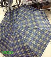 Зонт мужской,полуавтомат №302А, 8 спиц, 3 сложения . Цена розницы 267 гривен.
