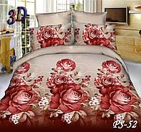 Комплект постельного белья Тет-А-Тет евро  PS-52