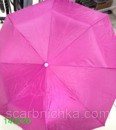 Зонт женский, полуавтомат, 8 спиц, 3 сложения,№304. Цена розницы 267 гривен., фото 2