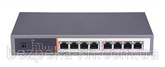 POE коммутатор 8 портов ZTP-ZP1080