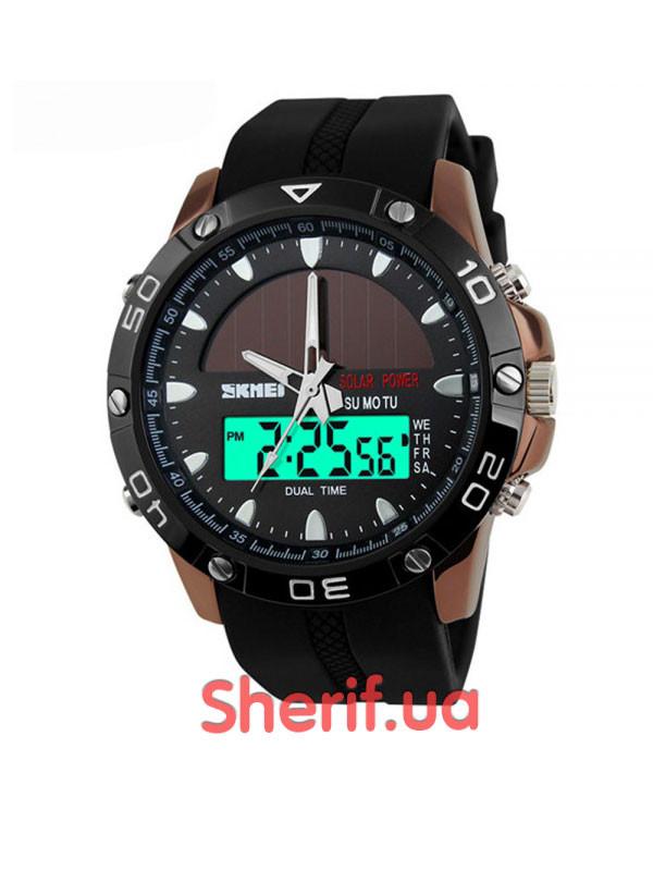 Часы Skmei 1064 Brown  1064BN