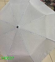 Зонт женский, полуавтомат, 8 спиц, 3 сложения. Цена розницы 244 гривны.
