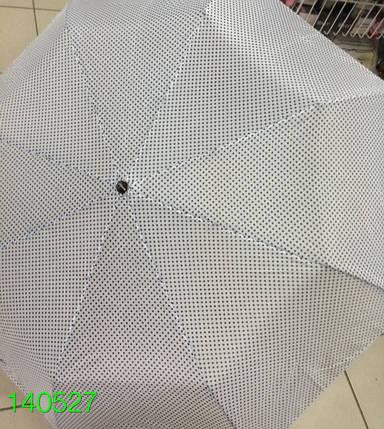 Зонт женский, полуавтомат, 8 спиц, 3 сложения. Цена розницы 244 гривны., фото 2