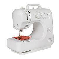 Мини швейная машинка Michley Lil Sew Sew FHSM-505 с оверлоком, фото 1
