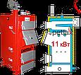 Котел твердотопливный PetlaX модель ЕКТ  11 кВт, фото 2