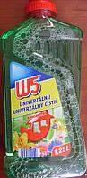 Универсальное моющее средство W5 Aloe vera Цветочный рай 1.250 мл.