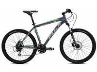"""Горный велосипед Fuji Nevada 26 1.6, серый 19"""" (Gt 14)"""