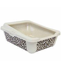 Moderna МОДЕРНА СТИЛЬ туалет для кошек с бортиком, фото 1
