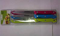 Нож кухонный, нож для овощей и фруктов (225 мм) упаковка 6 шт