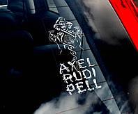 Axel Rudi Pell стикер