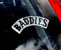 Baddies стикер