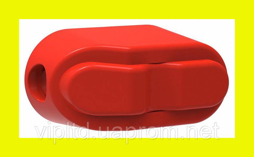 Ручка непосредственного управления для выключателя нагрузки ABB OHBS1  OT16…80F3/4 красная - Интернет-магазин VIPLTD в Харькове