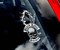 Black Label Society стикер