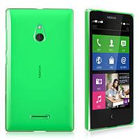 Чехол силиконовый Ультратонкий Epik для Nokia Microsoft Lumia XL Прозрачный
