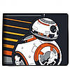 Кошелек Звездные Войны Star Wars с BB-8