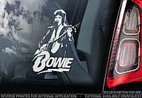 Bowie стикер