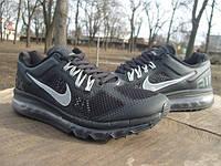 Кроссовки  Nike Air Max 2013 black (размеры 41-45)