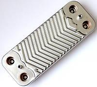 Теплообменник пластинчатый 18/24 кВт (12 пластин), артикул AA10110001, код сайта 4048