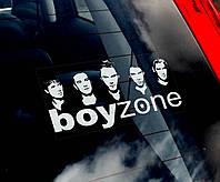 Boyzone стикер