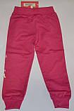 Штаны спортивные для девочки рост 104, 116, 122, Венгрия, Grace, фото 3
