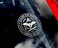 Cancer Bats стикер
