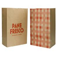 Пакет под вынос для фастфудов, кафе и ресторанов