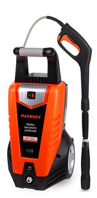 """Мойка высокого давления PATRIOT GT150 - Интернет-магазин """"Электро-Бензо-Инструмент"""" в Днепре"""