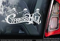 Cypress Hill стикер