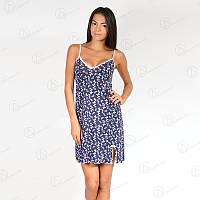 Ночная рубашка женская 0121n купить турецкие женские рубашки, пижамы, комплекты оптом