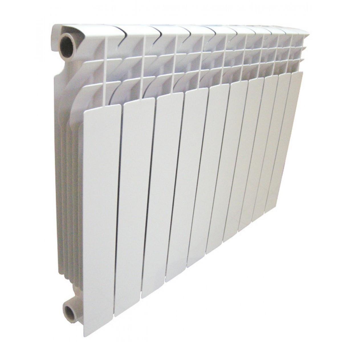 Радиатор алюминиевый Grandini S, 500мм