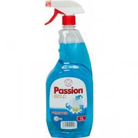 Средство для мытья окон Passion Gold (синий) 1л