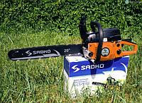 Sadko GCS-560Е (3,4 к.с.) бензопила ланцюгова
