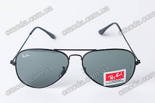 Солнцезащитные очки копия RB черного цвета